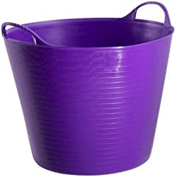 Red Gorilla Flexible Tubtrug (Large) (Purple)