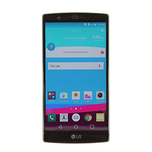 LG G4 H811 32GB Metallic Gray Smartphone for T-Mobile (Certified Refurbished)