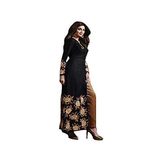 Bollywood Western Wear Gown Ethnic Designer Women Hijab Indian Anarkali Salwar Kameez suit 8812 DtjFp0L3sH