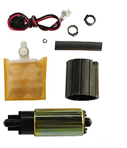AUTOTOP High Performance Universal Electric Intank Fuel Pump For Multiple Models E8213 (1998 Jeep Cherokee Fuel Pump)