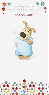 Humour Get Well Soon After Your Operation Greetings Card Amazonco