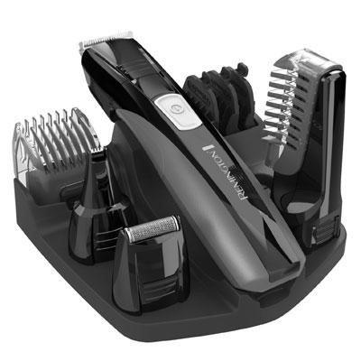 Remington Lithium Power Series: Head to Toe Grooming Kit,...