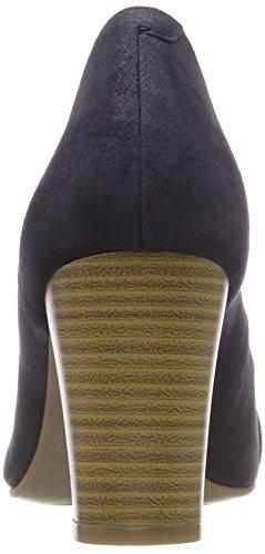 para Mujer 873 Tacón Ocean Caprice Prl Comb 22413 Azul Zapatos de qwAvT4XI