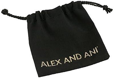 Alex and Ani Baltimore Ravens Football Expandable Bangle Bracelet