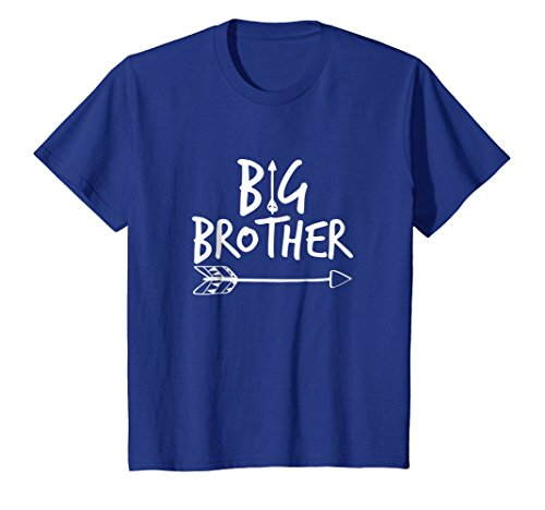Big Brother Shirt for Toddler, Kids & Adults - Arrow Tshirt