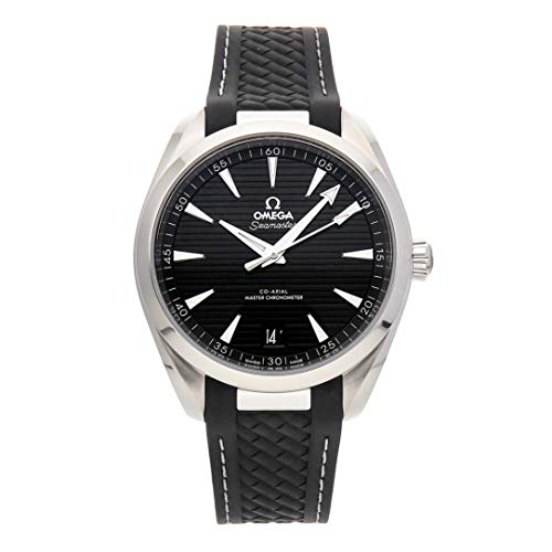 Omega Seamaster Mechanical (Automatic) Black Dial Mens Watch 220.12.41.21.01.001 (Certified Pre-Owned)