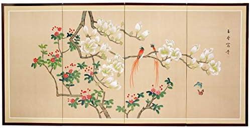 Oriental Furniture Love Birds – 36