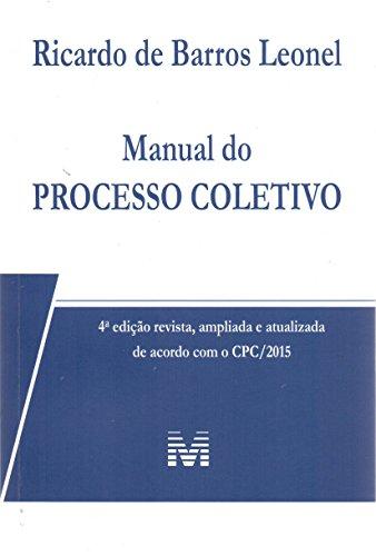 Manual do Processo Coletivo