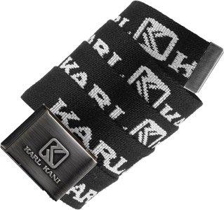 Modern und elegant in der Mode Genießen Sie kostenlosen Versand Ausverkauf Karl Kani Jeans Logo Buckle Gürtel: Amazon.de: Bekleidung