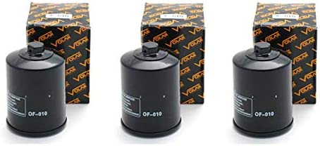 K/&N Chrome Oil Filter For 2013 Yamaha FJR1300