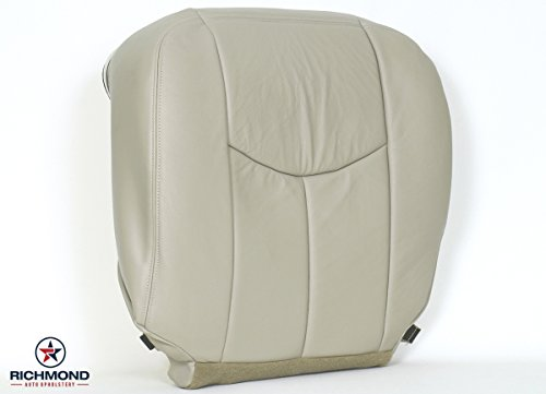 Gm Replacement Seat Covers : Chevy tahoe lt ls z driver side bottom