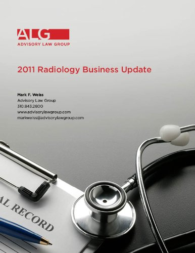 2011 Radiology Business Update