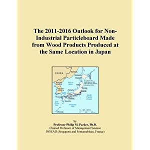 The 2009-2014 Outlook for Non-Industrial Particleboard Made from Wood Products Produced at the Same Location in India Icon Group International