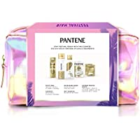 Pantene Dry Shampoo, Hair Spray, Hair Mask, Rescue Shots, and Frizz Iron, Hair Styling and Treatment, Festival Hair Kit