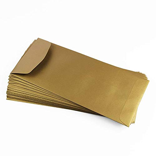 e Gold Envelopes - Policy Open End, 81T, 25 pack ()