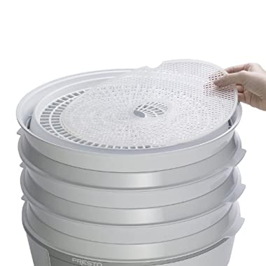 Presto 06307 Dehydro Electric Food Dehydrator Nonstick Mesh Screens