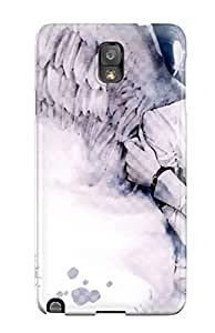 Randall A. Stewart's Shop 4502826K53402730 Note 3 Scratch-proof Protection Case Cover For Galaxy/ Hot Angel Sanctuary Phone Case