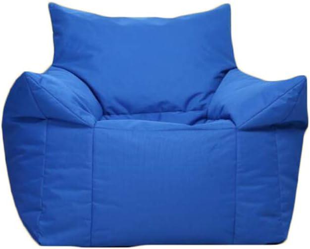 WYZBD Beanbag Chair, beanbag Chairs Living Room Furniture, Sofa Sets,Blue