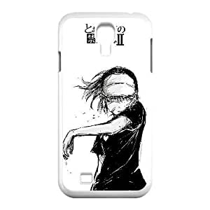 Generic for Samsung Galaxy S4 9500 Cell Phone Case White A Certain Magical Index Custom HLFDKFFKD3595