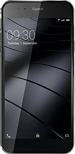 Gigaset ME Smartphone (5 Zoll (12,7 cm) Touch-Display, 32 GB Speicher, Android 5.1.1) schwarz