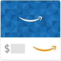 Amazon.com.au eGift Card - Blue Geometric
