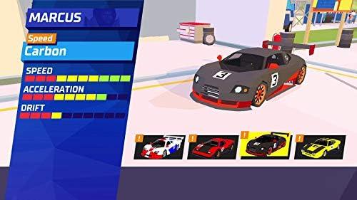 Hotshot Racing (PS4) - Actualités des Jeux Videos