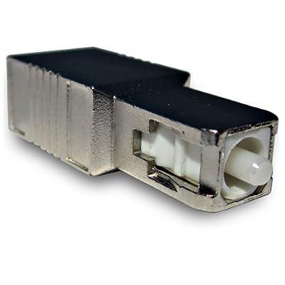Custom Cable Singlemode SC/APC 10dB Fiber Optic Attenuator