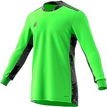 adidas Adipro 20 Gk L Camiseta de Manga Larga, Hombre, Signal Green/Black, M