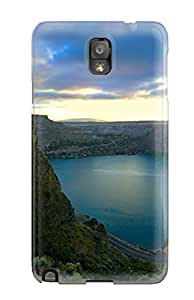 Tpu Fashionable Design Epic Falls Rugged Case Cover For Galaxy Note 3 New