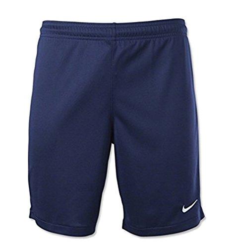 Nike Men's Team Equalizer Soccer Shorts, Black, Large