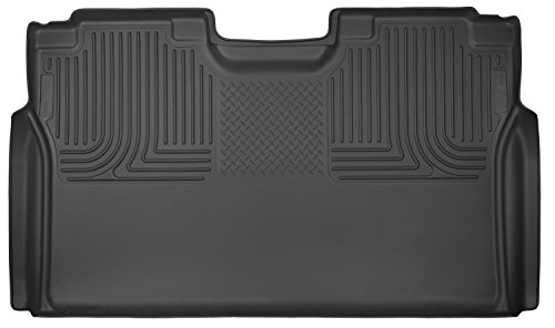 Husky Liners 2nd Seat Floor Liner (Full Coverage) Fits 15-18 F150 SuperCrew ()