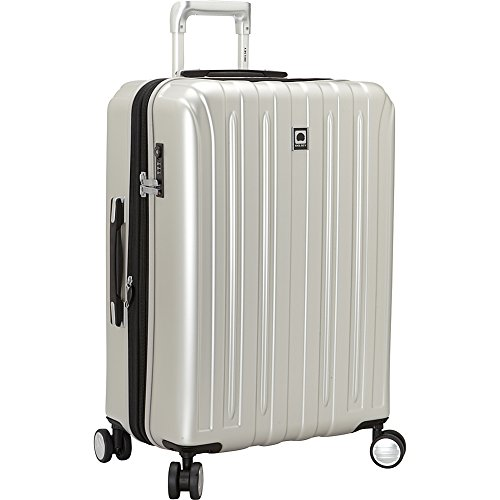 Delsey Helium Titanium 25' Spinner Trolley (Silver)