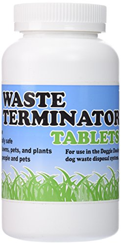 (Hueter Toledo Doggie Dooley 100 Bottle Waste Terminator Tablets)