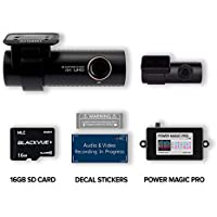 BlackVue DR900S-2CH with 16GB Micro SD Card | Power Magic...