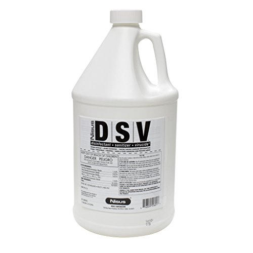 - Nisus DSV Disinfectant sanitizer virucide-1gal