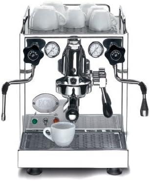 ECM Mechanika 82043 de acero inoxidable pulido Cafetera expreso ...