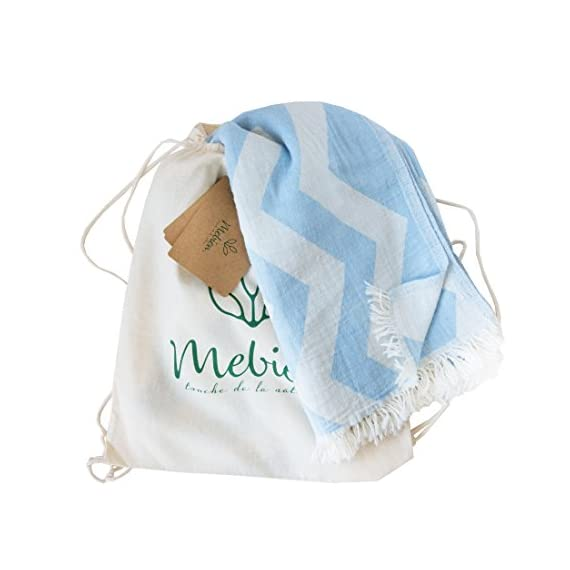 Mebien Turkish Beach Bath Towel-Ocean Design Blue Luxury peshtemal for spa Pool Bathroom Sand Free %100 Cotton Blanket Towels Set, Gift for Women Sizes: 33x66 inches - NATURAL TURKISH BEACH BATH TOWEL: in bathroom, pools, spas, beaches, gyms, saunas, hammam, yogas HOME TEXTILE: Throw to your coach, chair, sofa, and bed. purple, yellow, light grey, pink, orange .. BLANKET: Travel, beach, picnic, camping or for your baby , quick dry classic multi colour products. - bathroom-linens, bathroom, bath-towels - 41LEEGwHDrL. SS570  -