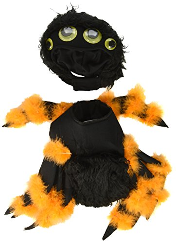 California Costume Collections PET20149 Spider Pup Dog Costume, X-Small -