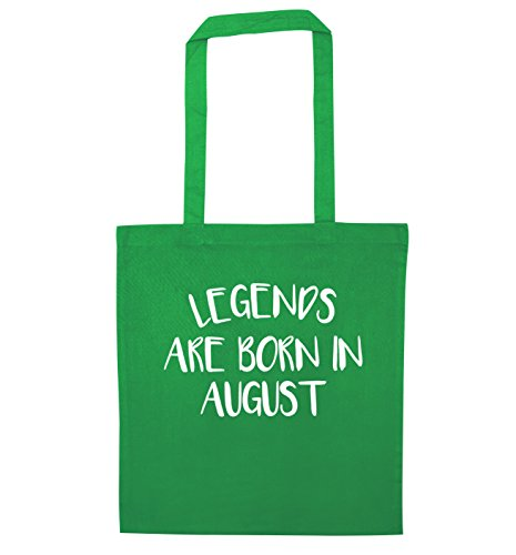 Legends born are August tote Green in are bag Legends pUqqnZg