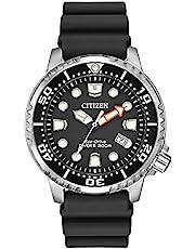 Citizen Eco-Drive Promaster Diver Quartz Men's Watch, Stainless Steel