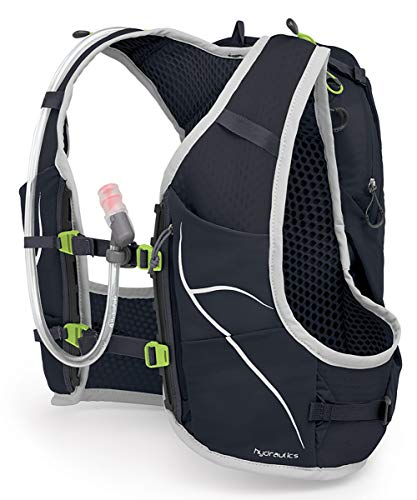 Osprey Packs Duro 6 Running Hydration Vest, Alpine Black, Medium/Large by Osprey (Image #2)