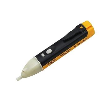 Sharplace Detector de Voltaje Eléctrico sin Contacto de CA 90-1000V - botón único
