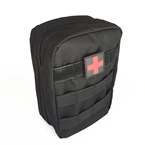 0f0eea8270b4 Jili Online Outdoor Travel Camping Hiking MOLLE EMT First Aid Kits Utility  Pouch Bag Emergency Pack