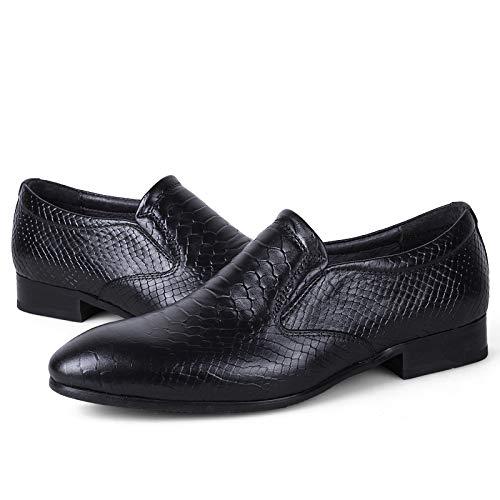 stile Nero da da Scarpe Marrone Semplice EU scarpe 2018 Dimensione 44 Nuovo Stringate British Fashion Xujw Respirare Casual Oxford formali Scarpe classico Basse uomo Color shoes uomo OzF0XF
