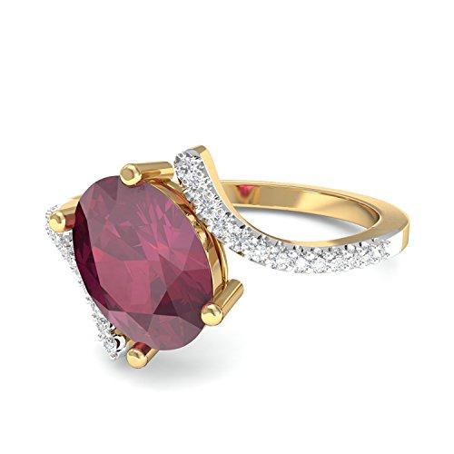 PC Jeweller The Izora 18KT Yellow Gold, Diamond & Gemstone Rings (B00UWYZLTY) Amazon Price History, Amazon Price Tracker
