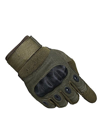 Hot Weather Motorcycle Gloves - 8