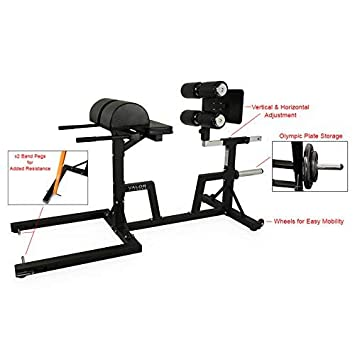 Valor Fitness CB-29 Pro Glute and Ham Developer