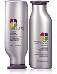 Pureology Hydrate Shampoo and Condition Set, 8.5 oz....