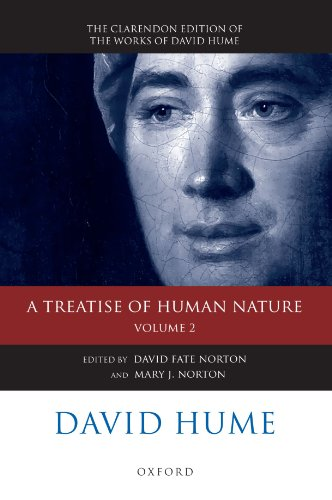 David Hume: A Treatise of Human Nature: Volume 2: Editorial Material (Clarendon Hume Edition Series)