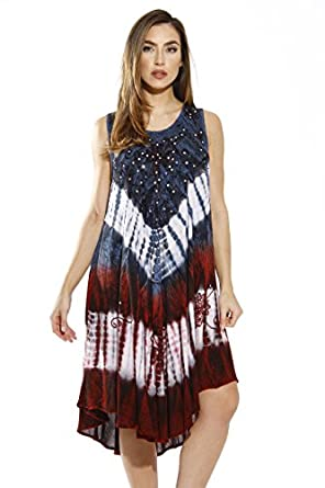 Riviera Sun Dress/Casual Summer Dresses for Women at Amazon ...